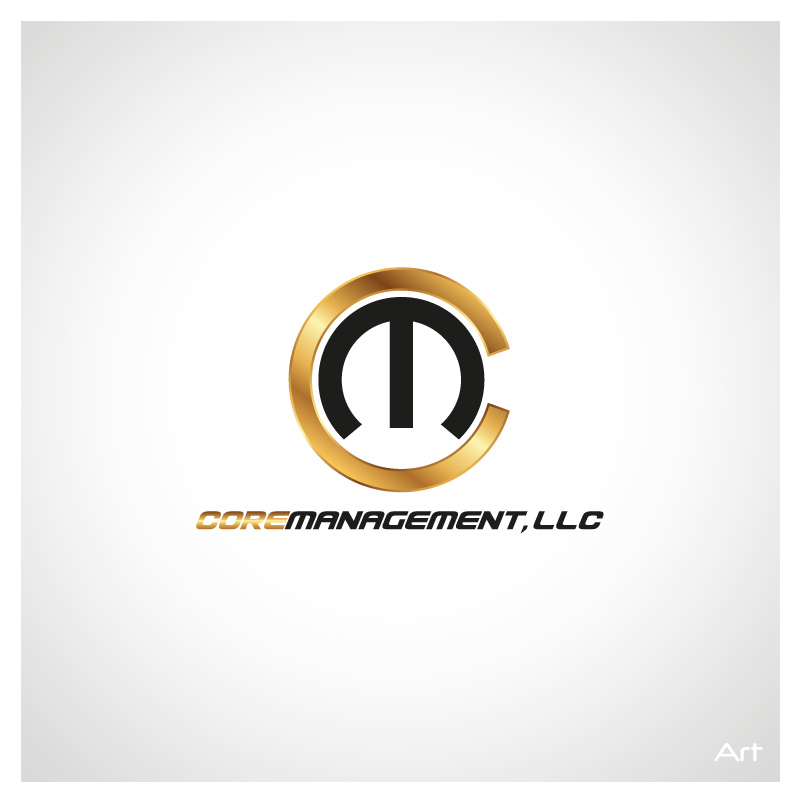 Logo Design by Puspita Wahyuni - Entry No. 72 in the Logo Design Contest Creative Logo Design for CORE Management, LLC.