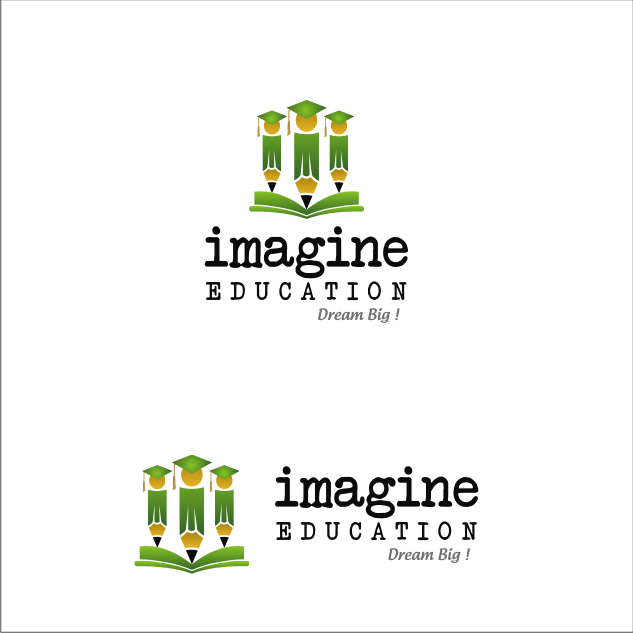 Logo Design by key - Entry No. 66 in the Logo Design Contest Imagine Education.