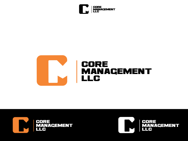 Logo Design by Rizwan Saeed - Entry No. 79 in the Logo Design Contest Creative Logo Design for CORE Management, LLC.