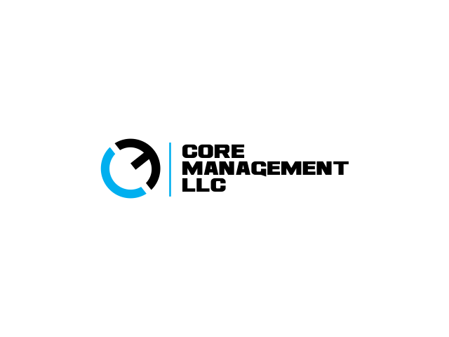 Logo Design by Rizwan Saeed - Entry No. 80 in the Logo Design Contest Creative Logo Design for CORE Management, LLC.