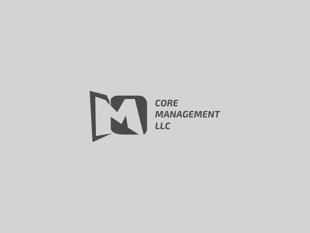 Logo Design by Rizwan Saeed - Entry No. 81 in the Logo Design Contest Creative Logo Design for CORE Management, LLC.