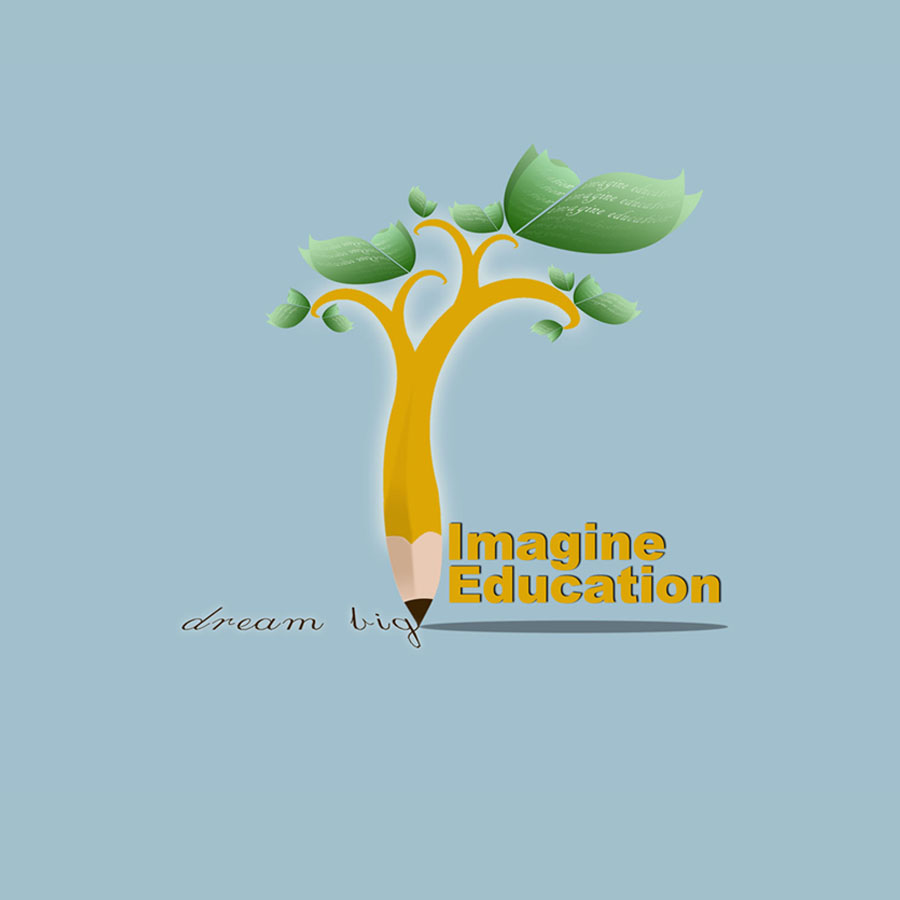 Logo Design by smokegroovechill - Entry No. 68 in the Logo Design Contest Imagine Education.