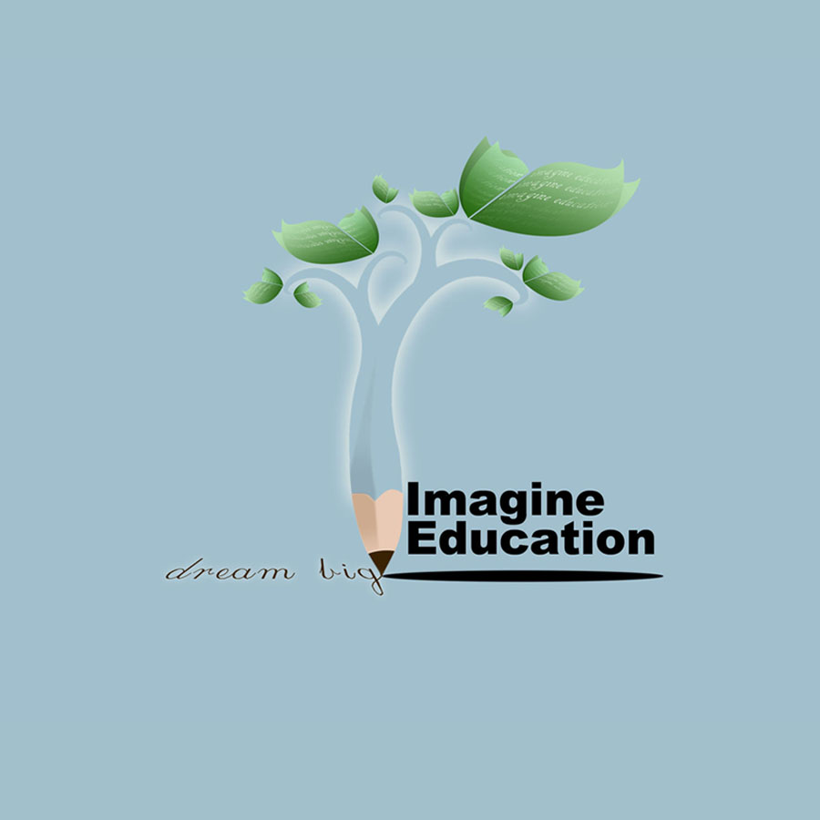 Logo Design by smokegroovechill - Entry No. 69 in the Logo Design Contest Imagine Education.