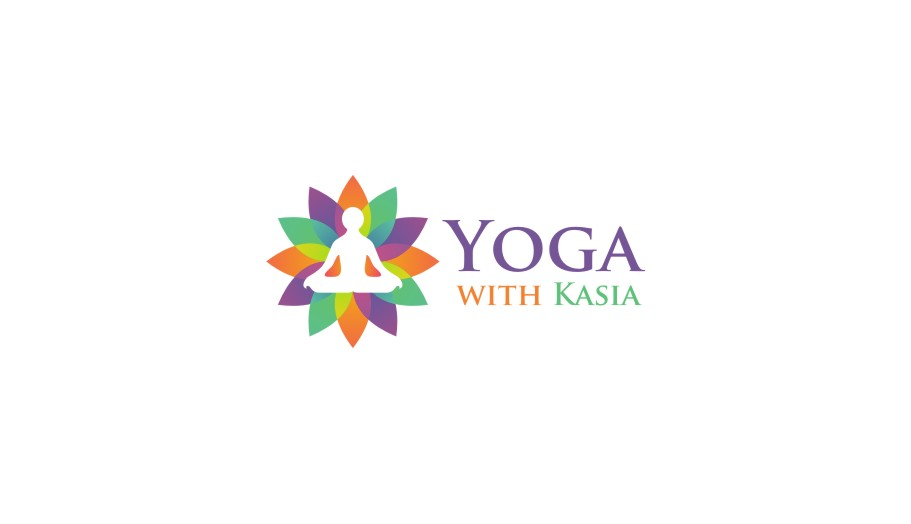 Logo Design by untung - Entry No. 23 in the Logo Design Contest Artistic Logo Design for Yoga with Kasia.