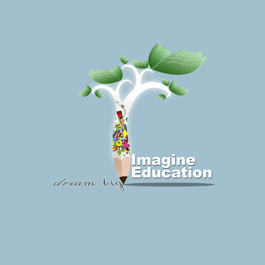 Logo Design by smokegroovechill - Entry No. 70 in the Logo Design Contest Imagine Education.