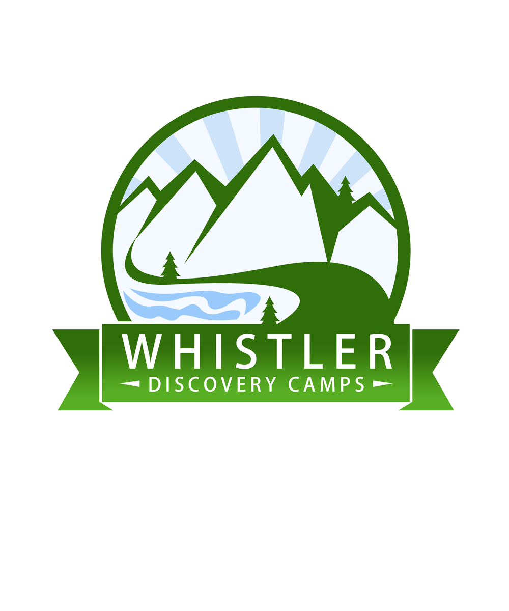 Logo Design by Robert Turla - Entry No. 65 in the Logo Design Contest Captivating Logo Design for Whistler Discovery Camps.