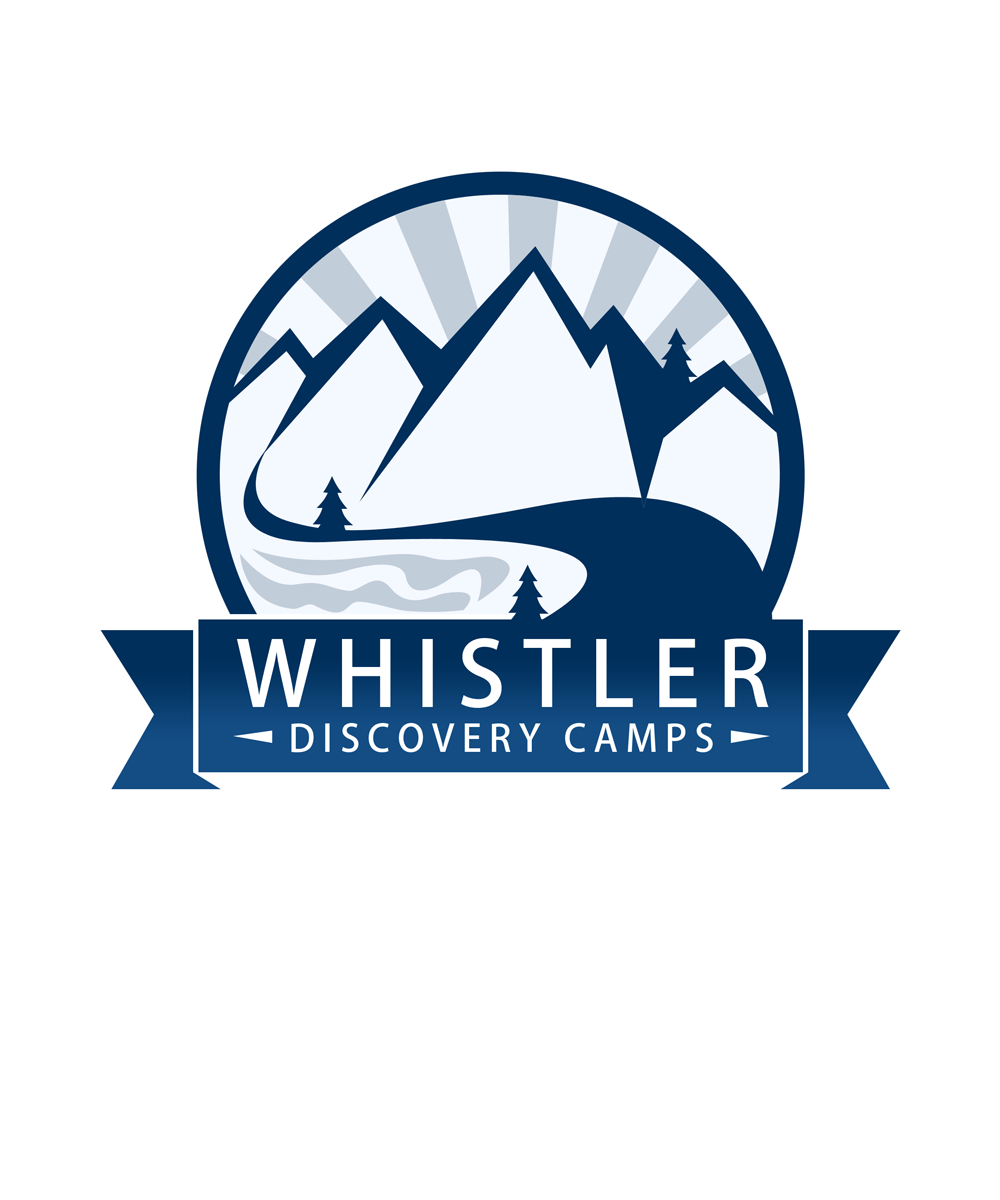 Logo Design by Private User - Entry No. 66 in the Logo Design Contest Captivating Logo Design for Whistler Discovery Camps.