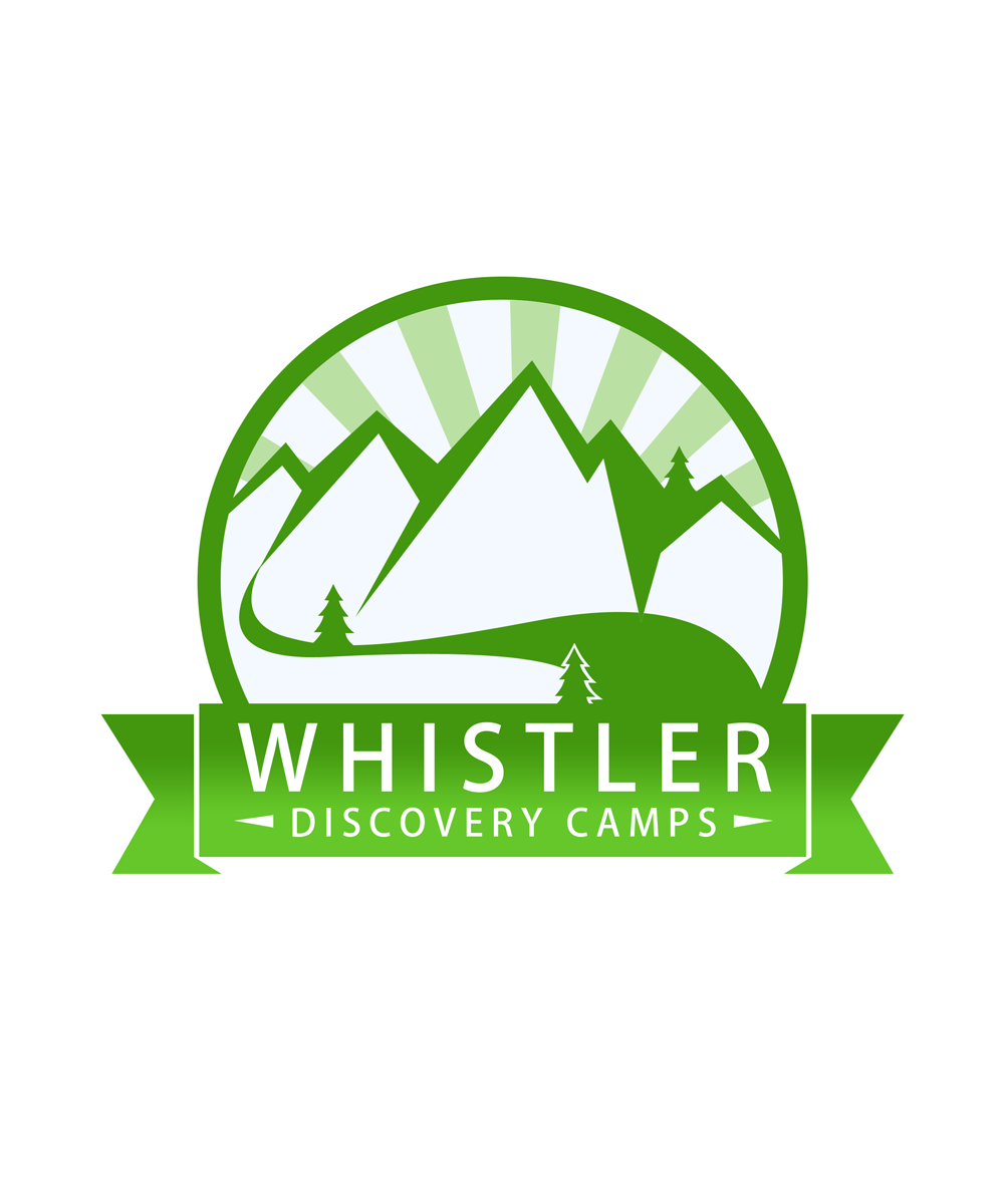 Logo Design by Robert Turla - Entry No. 67 in the Logo Design Contest Captivating Logo Design for Whistler Discovery Camps.