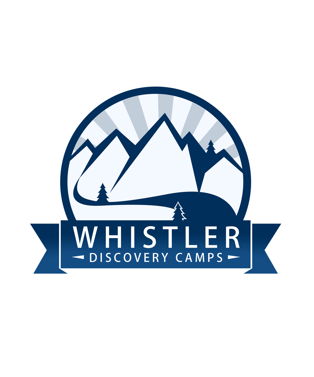 Logo Design by Private User - Entry No. 68 in the Logo Design Contest Captivating Logo Design for Whistler Discovery Camps.