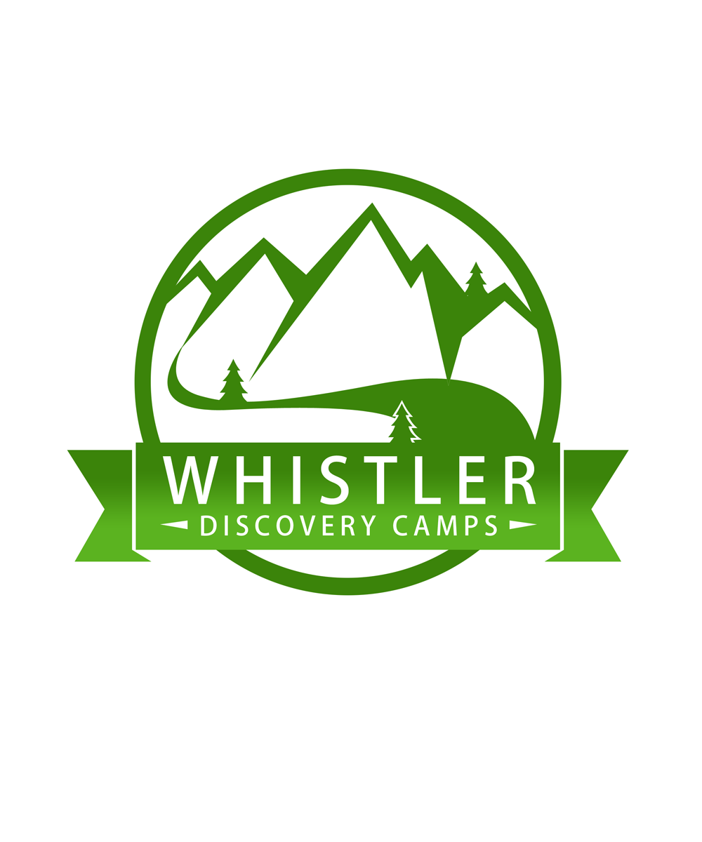 Logo Design by Private User - Entry No. 70 in the Logo Design Contest Captivating Logo Design for Whistler Discovery Camps.