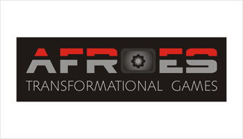 Logo Design by hafizshaikh7 - Entry No. 63 in the Logo Design Contest Afroes Transformational Games.