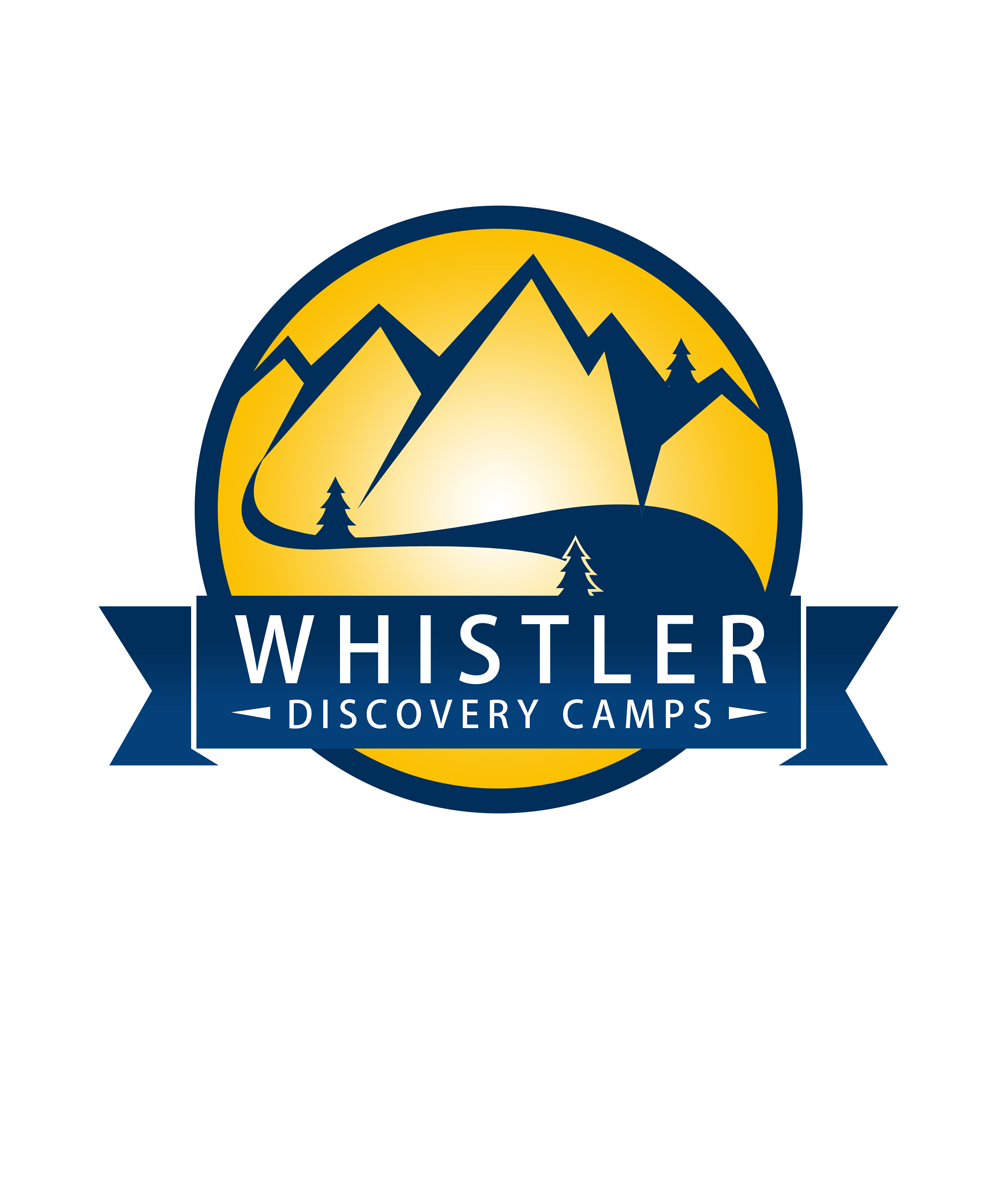 Logo Design by Private User - Entry No. 71 in the Logo Design Contest Captivating Logo Design for Whistler Discovery Camps.
