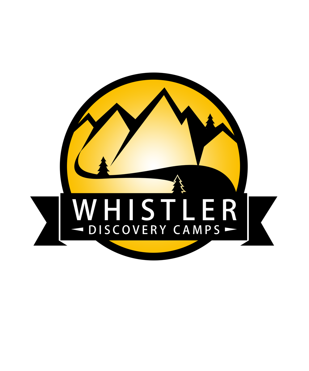 Logo Design by Robert Turla - Entry No. 72 in the Logo Design Contest Captivating Logo Design for Whistler Discovery Camps.