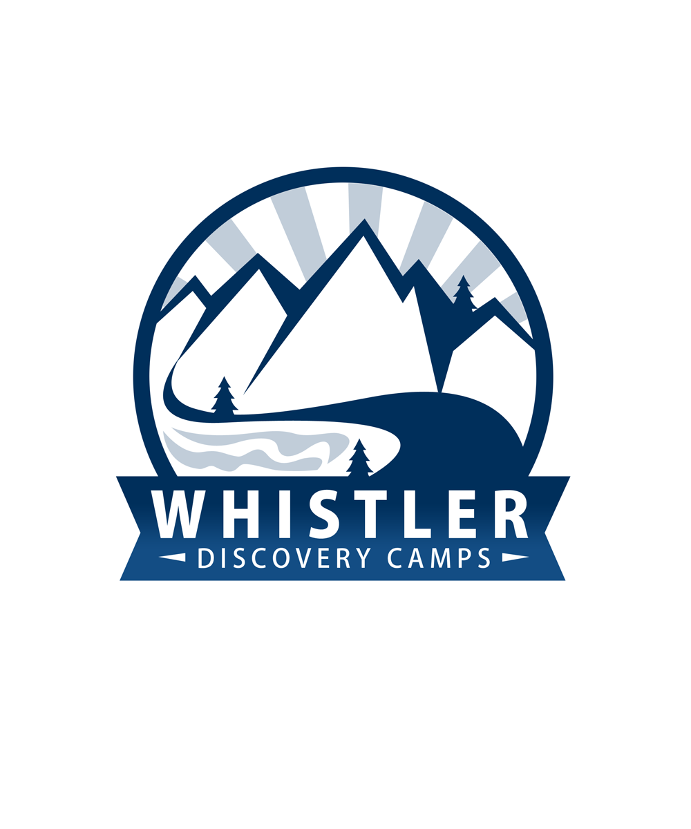 Logo Design by Private User - Entry No. 73 in the Logo Design Contest Captivating Logo Design for Whistler Discovery Camps.