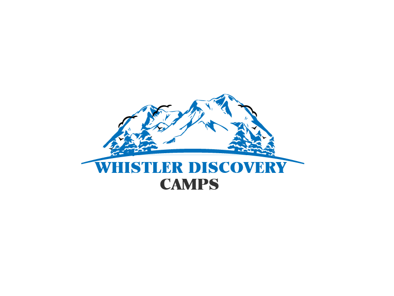 Logo Design by brands_in - Entry No. 76 in the Logo Design Contest Captivating Logo Design for Whistler Discovery Camps.
