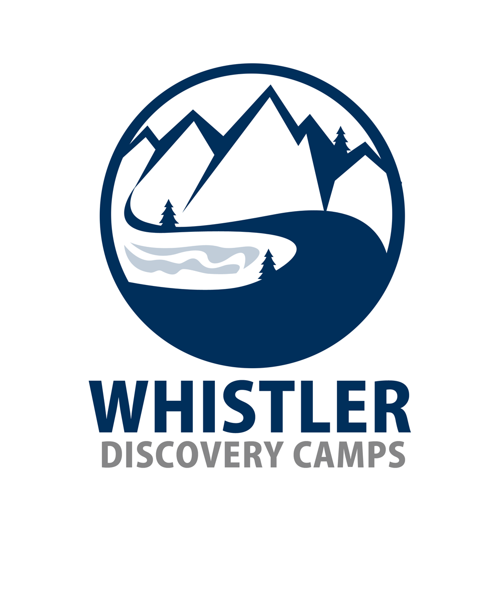 Logo Design by Private User - Entry No. 82 in the Logo Design Contest Captivating Logo Design for Whistler Discovery Camps.