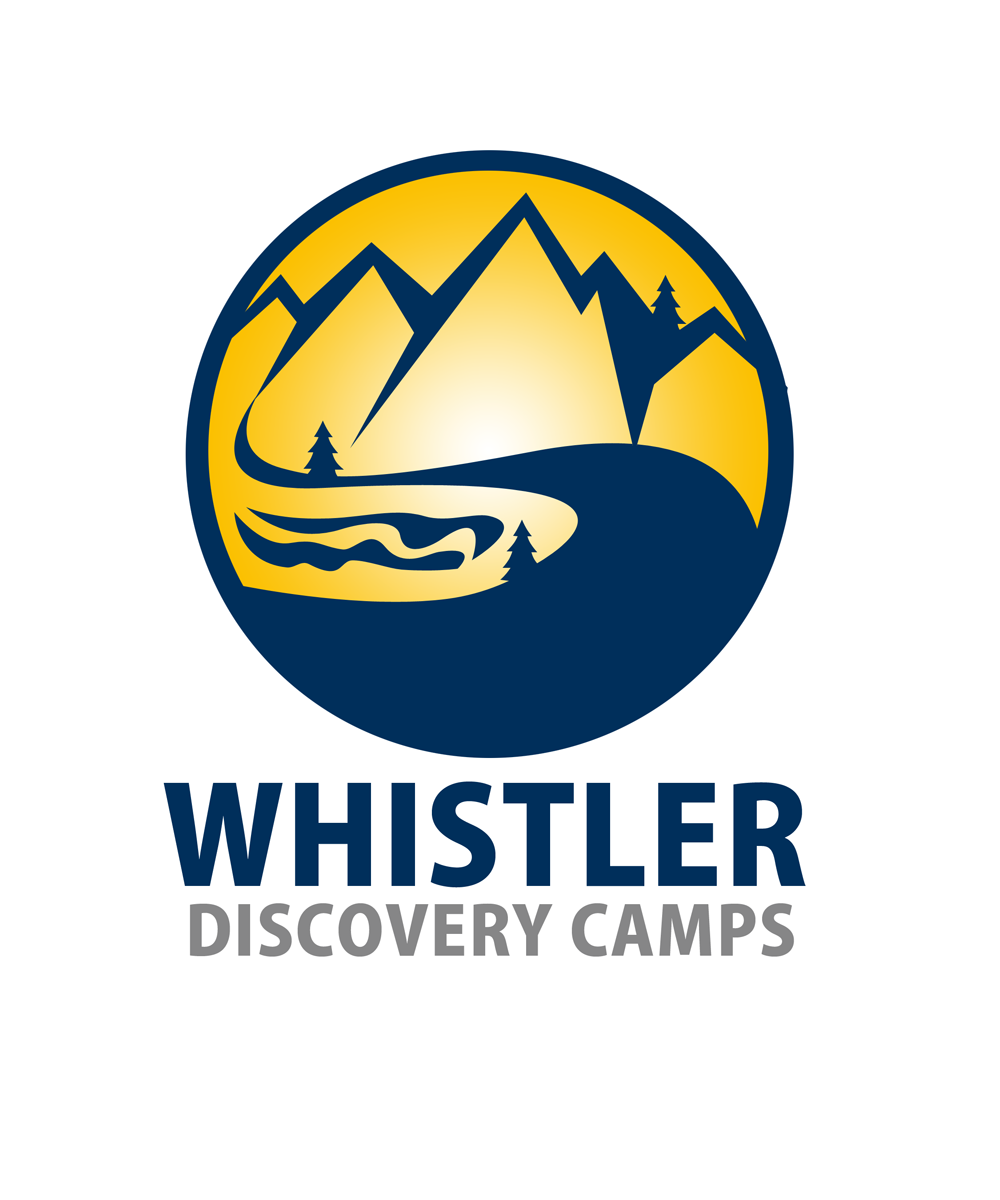 Logo Design by Private User - Entry No. 83 in the Logo Design Contest Captivating Logo Design for Whistler Discovery Camps.