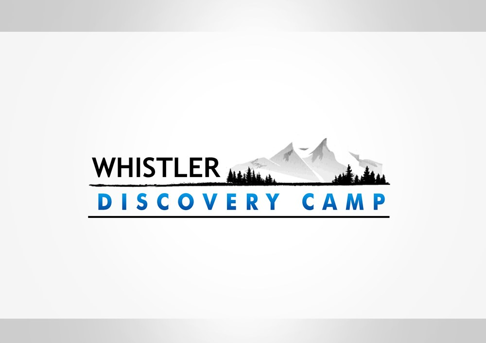 Logo Design by Respati Himawan - Entry No. 85 in the Logo Design Contest Captivating Logo Design for Whistler Discovery Camps.