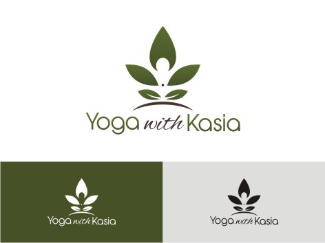 Logo Design by key - Entry No. 29 in the Logo Design Contest Artistic Logo Design for Yoga with Kasia.