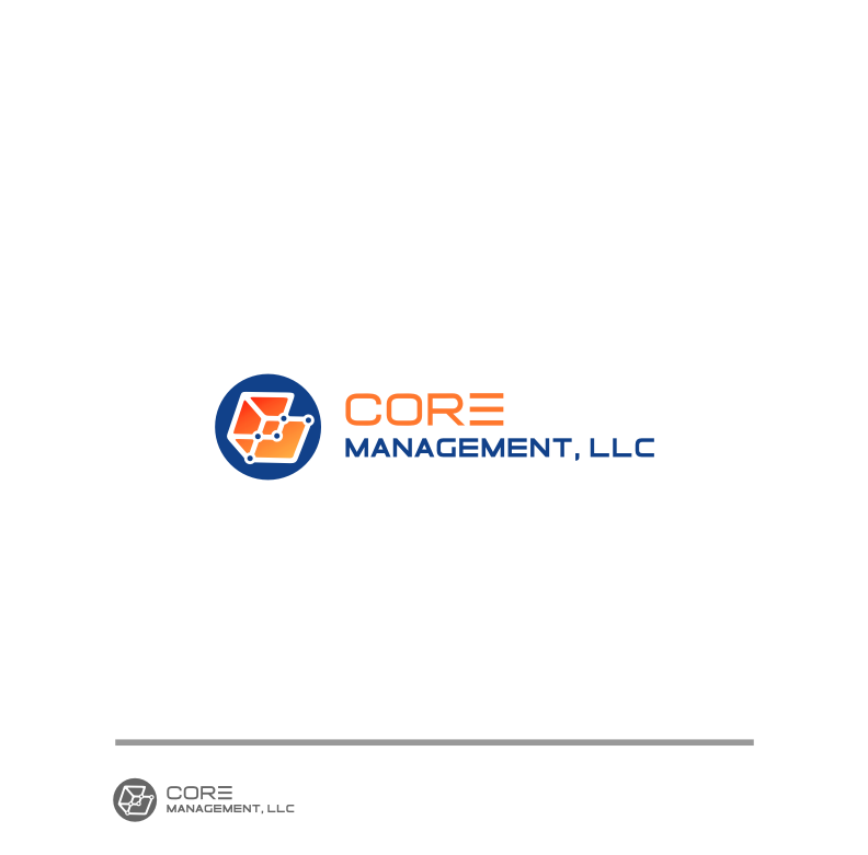 Logo Design by graphicleaf - Entry No. 85 in the Logo Design Contest Creative Logo Design for CORE Management, LLC.