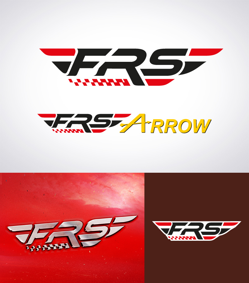 Logo Design by Puspita Wahyuni - Entry No. 4 in the Logo Design Contest Fun Logo Design for FRS.