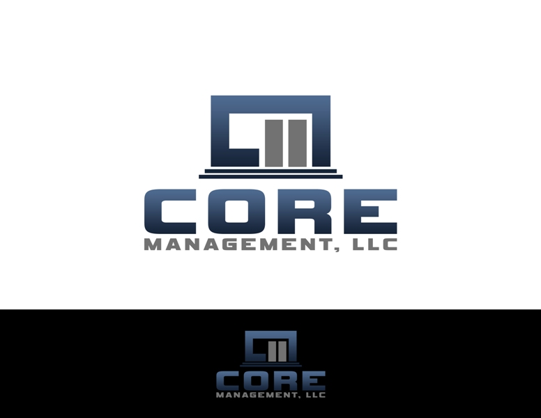 Logo Design by Juan_Kata - Entry No. 86 in the Logo Design Contest Creative Logo Design for CORE Management, LLC.