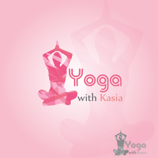 Logo Design by lumerb - Entry No. 32 in the Logo Design Contest Artistic Logo Design for Yoga with Kasia.