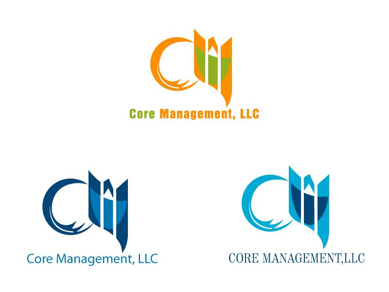 Logo Design by Kishor Patil - Entry No. 87 in the Logo Design Contest Creative Logo Design for CORE Management, LLC.