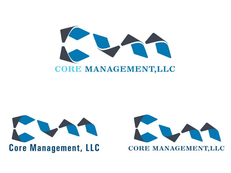 Logo Design by Kishor Patil - Entry No. 88 in the Logo Design Contest Creative Logo Design for CORE Management, LLC.