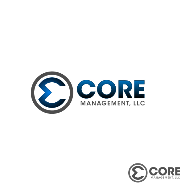 Logo Design by lumerb - Entry No. 90 in the Logo Design Contest Creative Logo Design for CORE Management, LLC.
