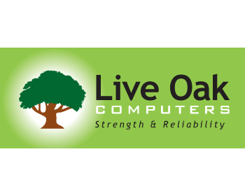 Logo Design by designbuddha - Entry No. 5 in the Logo Design Contest Live Oak Computers.