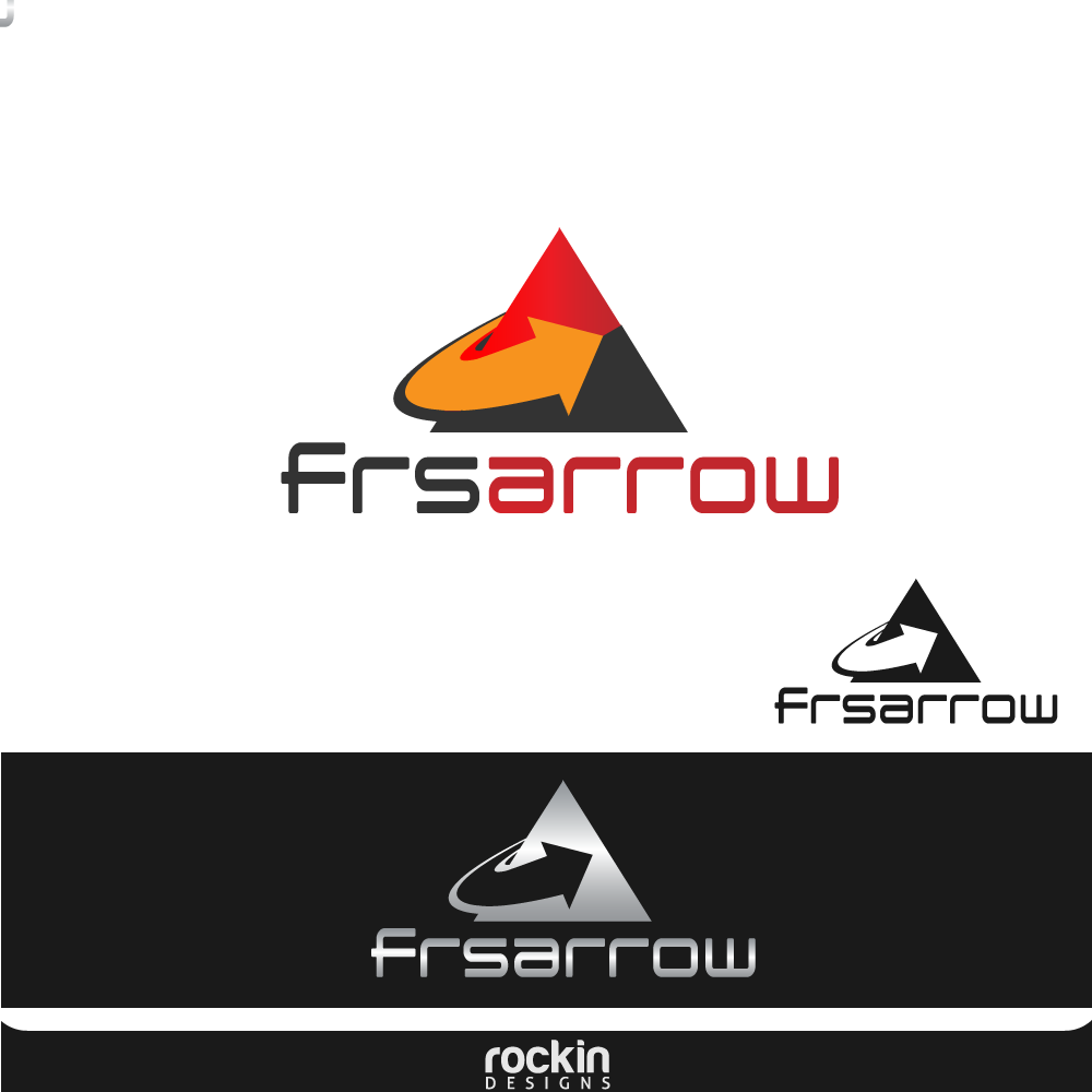 Logo Design by rockin - Entry No. 6 in the Logo Design Contest Fun Logo Design for FRS.