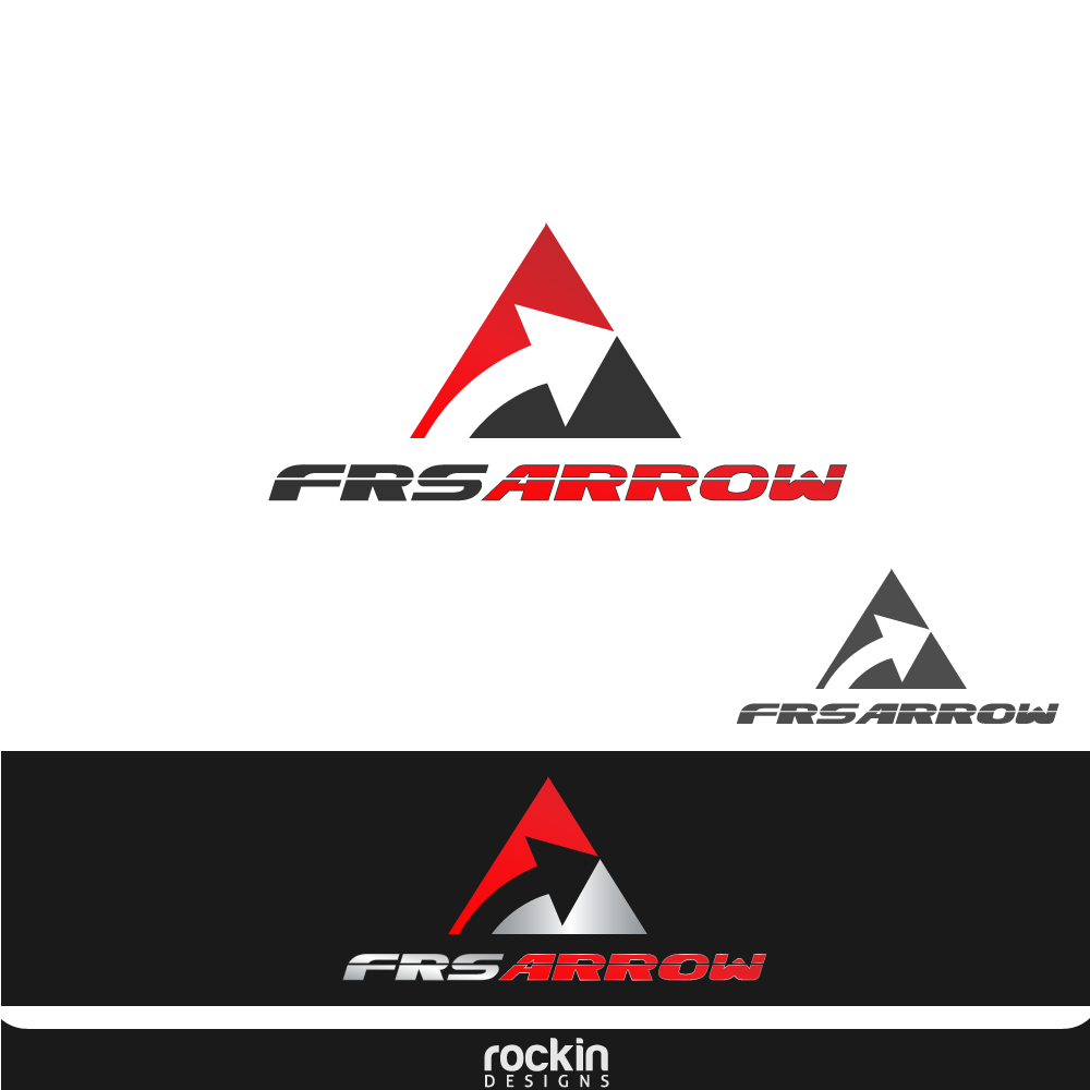 Logo Design by rockin - Entry No. 7 in the Logo Design Contest Fun Logo Design for FRS.