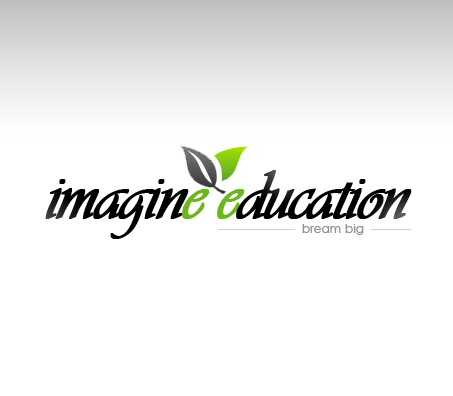 Logo Design by rockpinoy - Entry No. 79 in the Logo Design Contest Imagine Education.