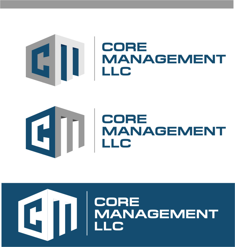 Logo Design by RoSyid Rono-Rene On Java - Entry No. 95 in the Logo Design Contest Creative Logo Design for CORE Management, LLC.