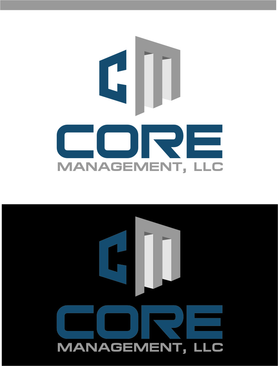 Logo Design by RasYa Muhammad Athaya - Entry No. 96 in the Logo Design Contest Creative Logo Design for CORE Management, LLC.