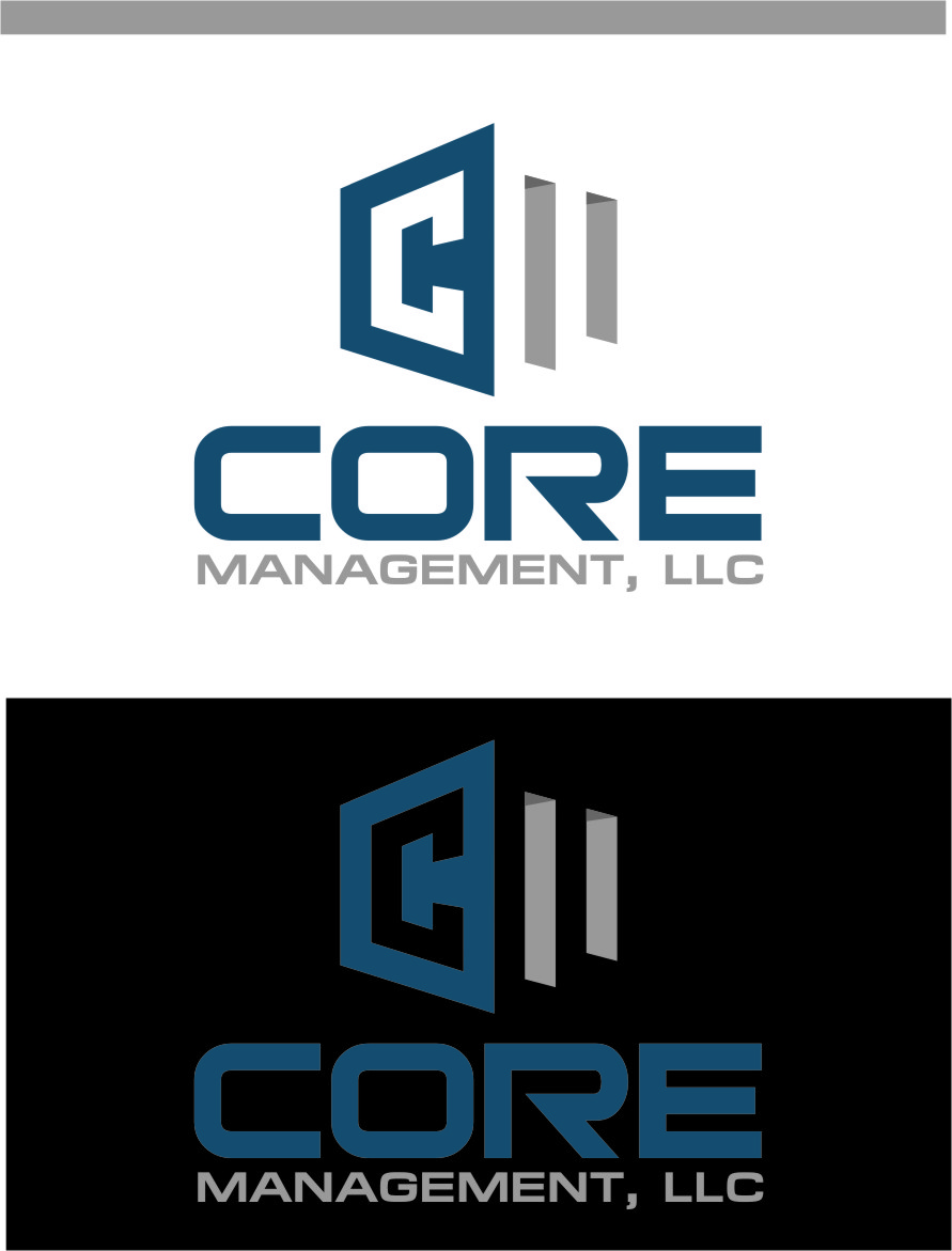 Logo Design by Ngepet_art - Entry No. 97 in the Logo Design Contest Creative Logo Design for CORE Management, LLC.