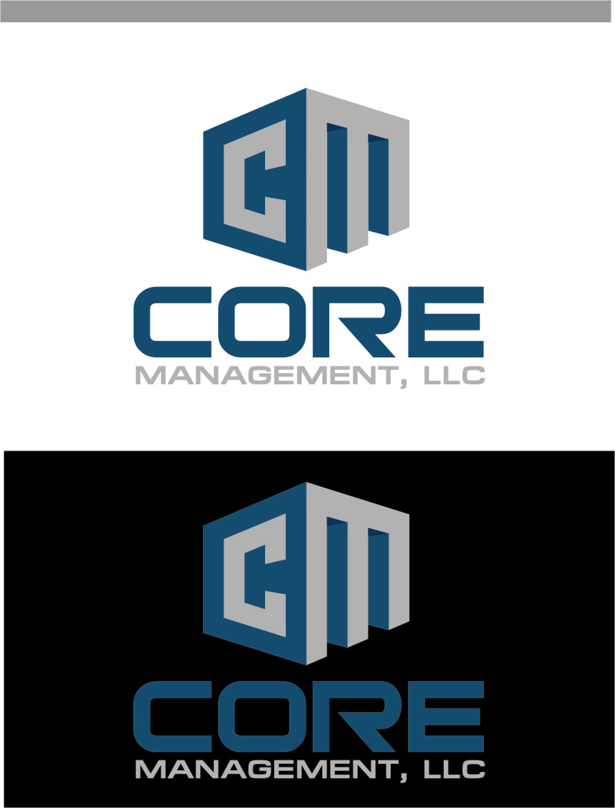 Logo Design by Ngepet_art - Entry No. 98 in the Logo Design Contest Creative Logo Design for CORE Management, LLC.