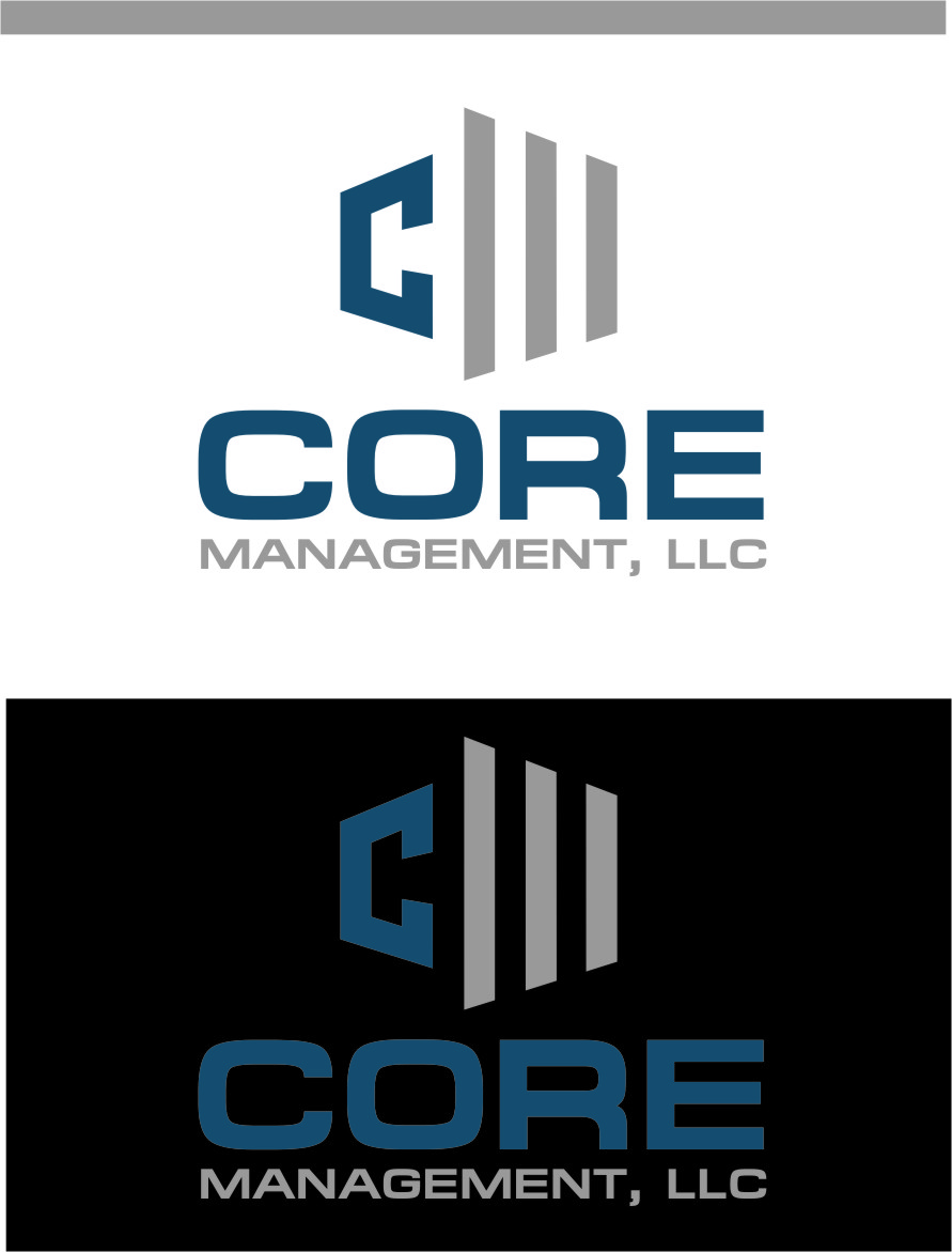 Logo Design by RasYa Muhammad Athaya - Entry No. 100 in the Logo Design Contest Creative Logo Design for CORE Management, LLC.