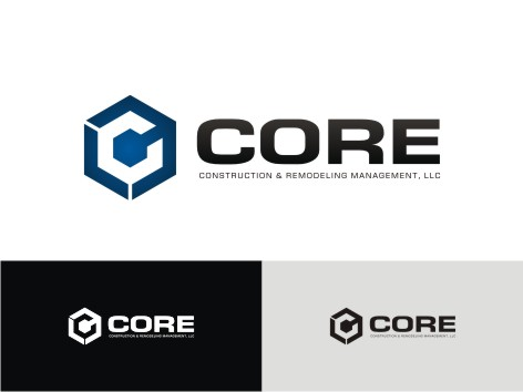 Logo Design by key - Entry No. 101 in the Logo Design Contest Creative Logo Design for CORE Management, LLC.