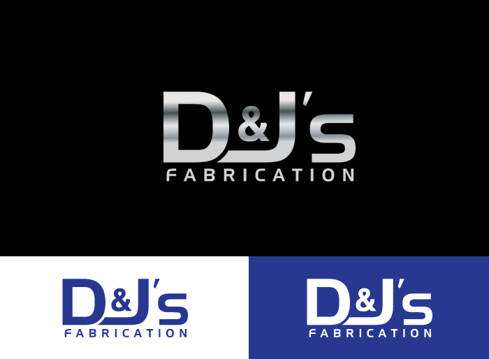 Logo Design by Jan Chua - Entry No. 70 in the Logo Design Contest Creative Logo Design for D & J's Precision Machine Services.