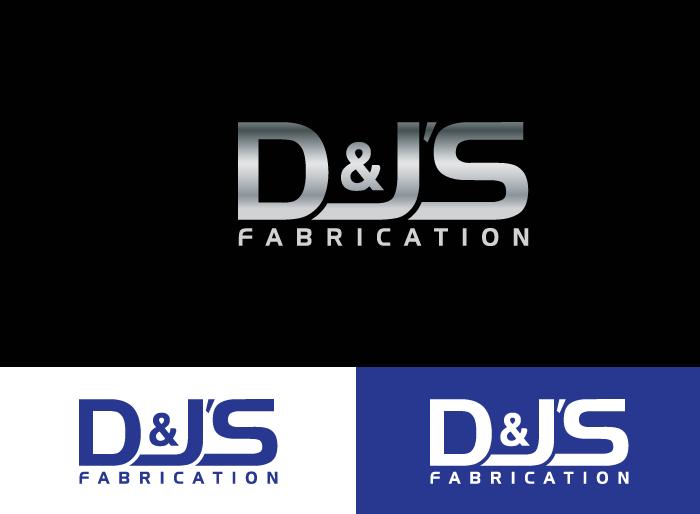 Logo Design by Jan Chua - Entry No. 71 in the Logo Design Contest Creative Logo Design for D & J's Precision Machine Services.