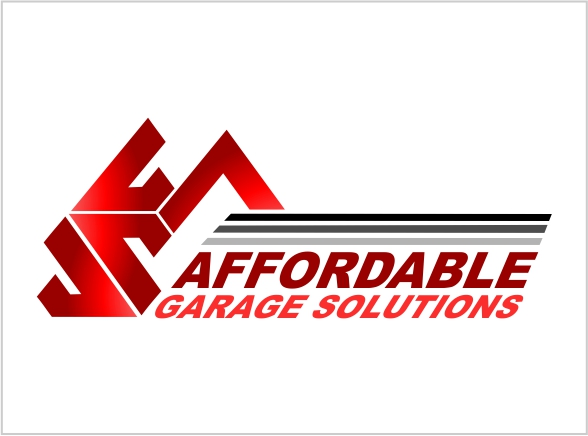 Logo Design by Private User - Entry No. 18 in the Logo Design Contest Captivating Logo Design for affordable garage solutions.