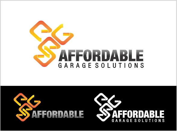Logo Design by Private User - Entry No. 19 in the Logo Design Contest Captivating Logo Design for affordable garage solutions.