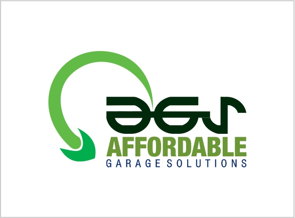 Logo Design by Private User - Entry No. 20 in the Logo Design Contest Captivating Logo Design for affordable garage solutions.