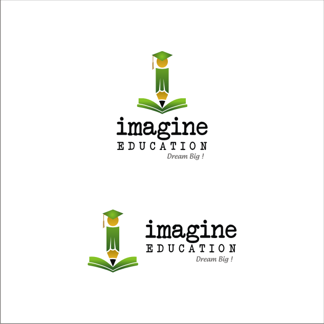 Logo Design by key - Entry No. 82 in the Logo Design Contest Imagine Education.