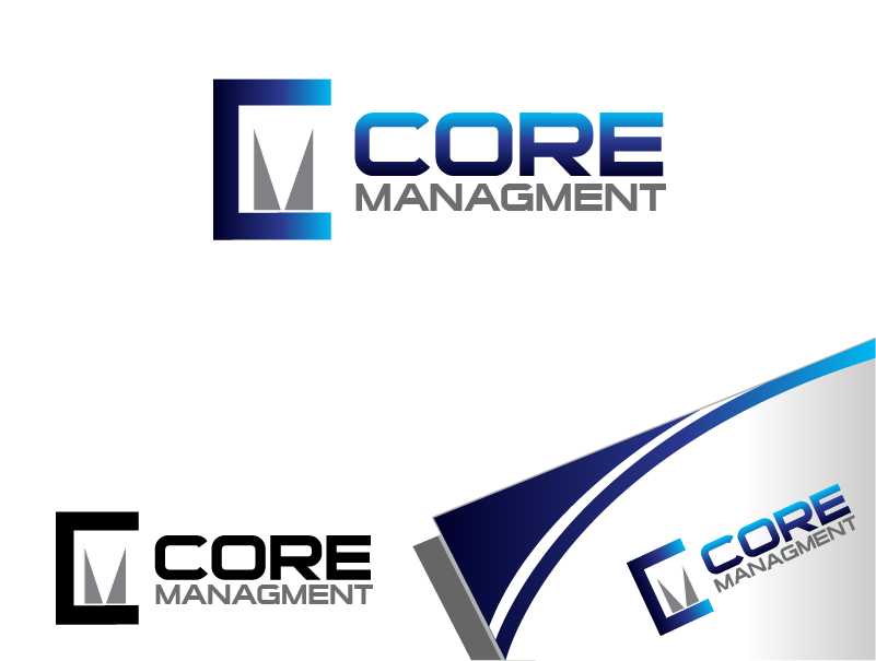 Logo Design by Private User - Entry No. 108 in the Logo Design Contest Creative Logo Design for CORE Management, LLC.