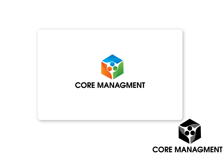 Logo Design by Private User - Entry No. 112 in the Logo Design Contest Creative Logo Design for CORE Management, LLC.