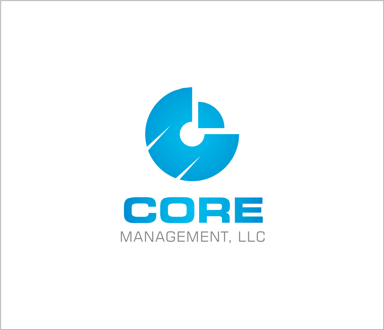 Logo Design by Armada Jamaluddin - Entry No. 115 in the Logo Design Contest Creative Logo Design for CORE Management, LLC.
