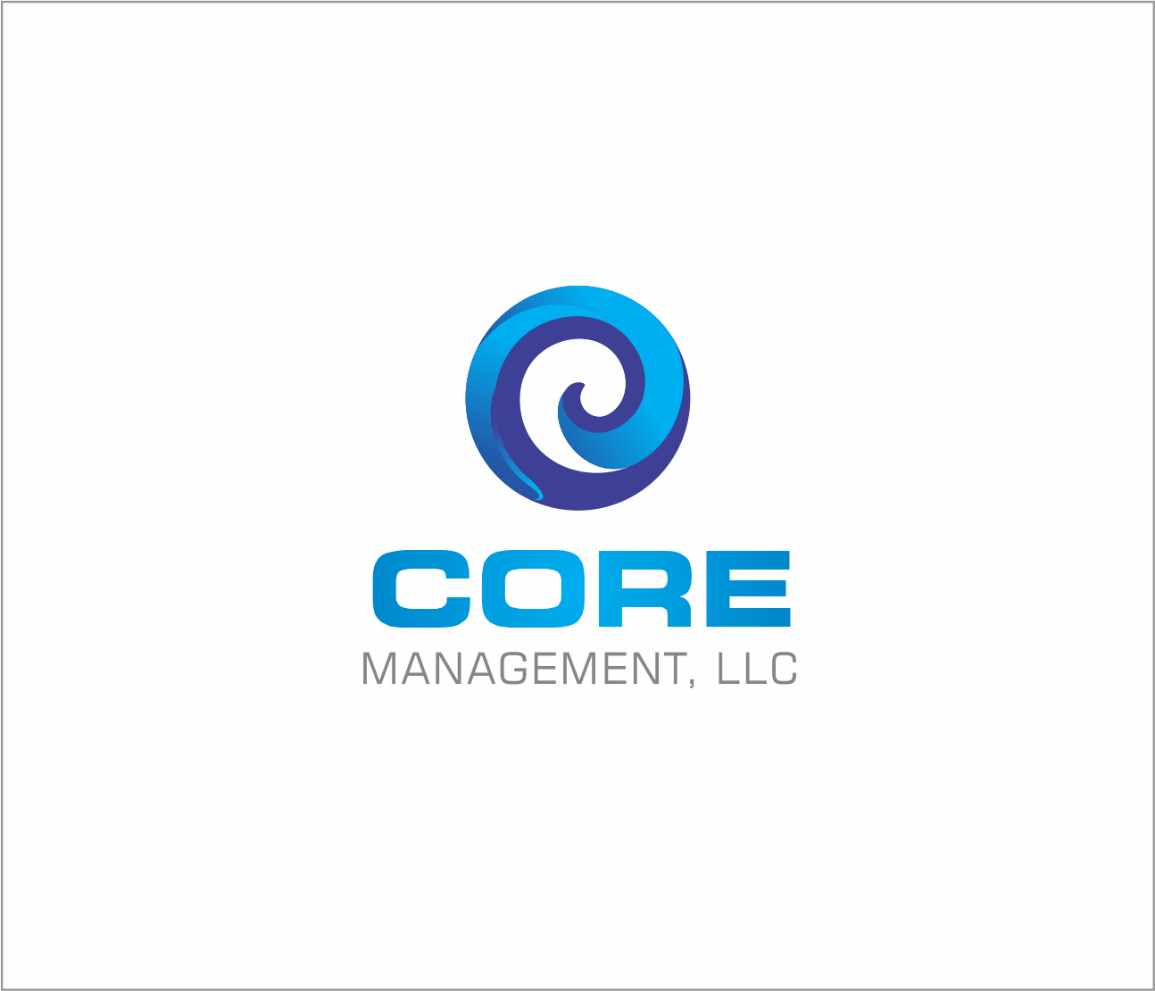Logo Design by Armada Jamaluddin - Entry No. 116 in the Logo Design Contest Creative Logo Design for CORE Management, LLC.